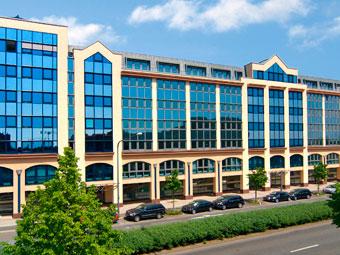 Bürogebäude,<br /> Frankfurt am Main