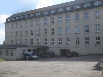 Gewerbepark,<br /> Hohenstein-Ernstthal