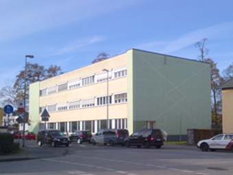 Office & commercial<br /> building, Bad Doberan