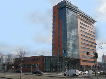 Bürogebäude, Frankfurt am Main