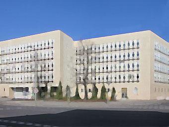 Bürogebäude, Berlin